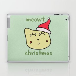holiday christmas decoration baubles ||||| Laptop & iPad Skin