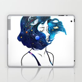 blowing  universe mind. Laptop & iPad Skin