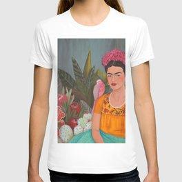 Frida a la casa azul T-shirt
