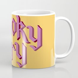 Spooky scary Coffee Mug
