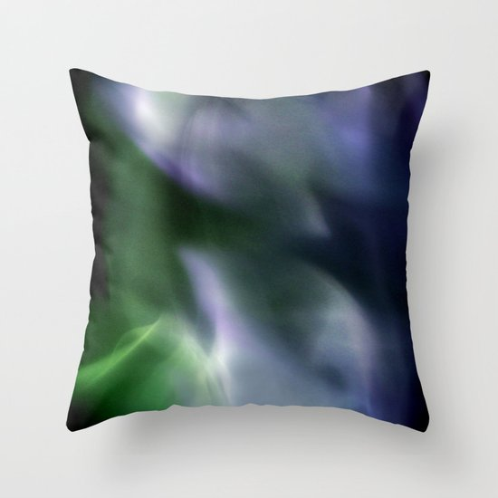 Most haunted Throw Pillow
