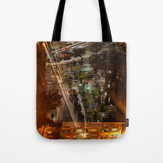 No Where and 25th Tote Bag