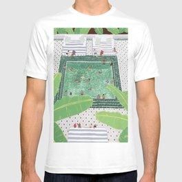 Green Riad T-shirt