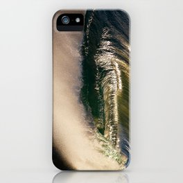 Wedge Barrel Offshore Winds  iPhone Case