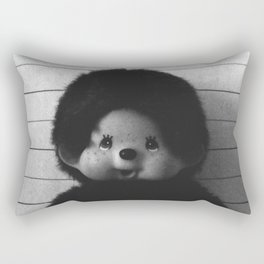 Monchhichi Lineup Rectangular Pillow