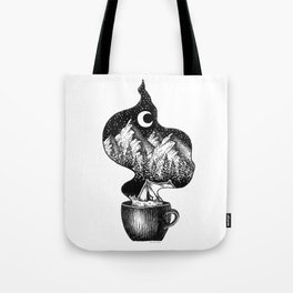 Tea Dreams Tote Bag
