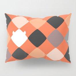 Warm touch of Geometric Rebelion Pillow Sham