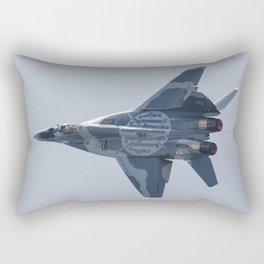 The Mighty Polish Mig 29 Rectangular Pillow