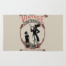 Ye Oldé Vintage Pretension Rug