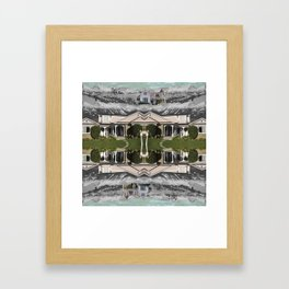 Desperate Framed Art Print