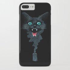 Black Cat Magic iPhone 7 Plus Slim Case