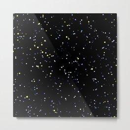 Night sky Metal Print
