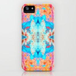 Lauterbrunnen Abstraction iPhone Case