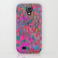 Painterly Spots Slim Case Galaxy S4