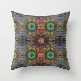 ELEMENTAL INFINITE UNION Throw Pillow