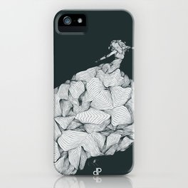 Come To Nothing iPhone Case