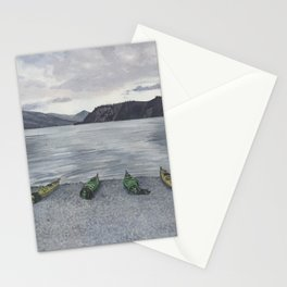 Gros Morne, The thrill is gone. Stationery Cards