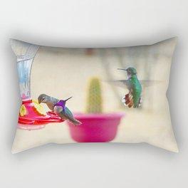 Dinner Party Rectangular Pillow