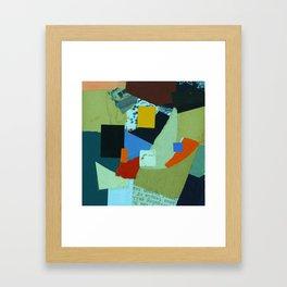 The Carrier Framed Art Print