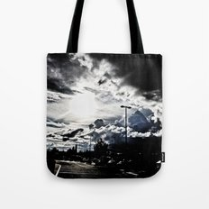 Another Summer Storm Tote Bag