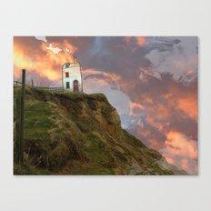 Gobblynne House Canvas Print