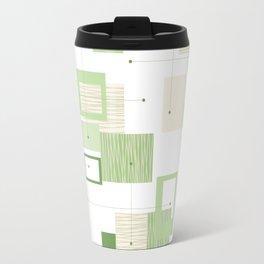 Mid Century Modern 13 Travel Mug