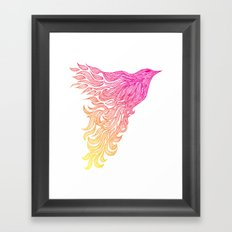 Dreams of Flying Framed Art Print