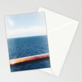 The Open Sea Stationery Cards