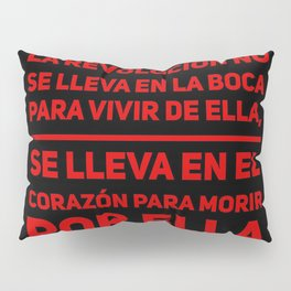 La Revolución Pillow Sham