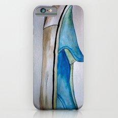 Blue iPhone 6s Slim Case