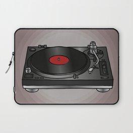 Vinyl record player Laptop Sleeve