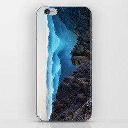 Mountains Breathe Too iPhone Skin