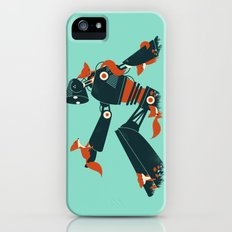 Foxes & The Robot iPhone (5, 5s) Slim Case