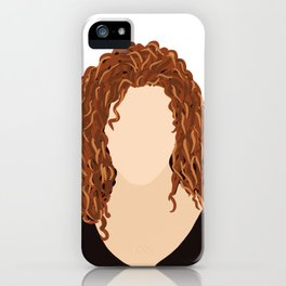 Bernadette Peters iPhone Case