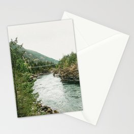 Somewhere With Her III Stationery Cards
