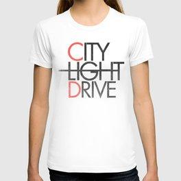 City Light Drive T-shirt