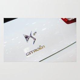 Citroën DS5 Hybrid Back Logo Rug
