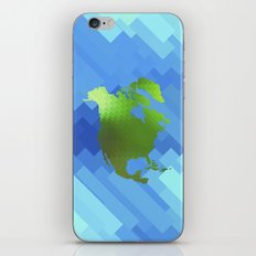 North America iPhone & iPod Skin