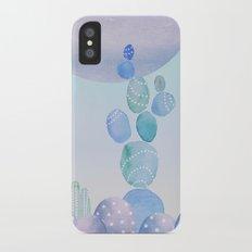 LIQUID CACTUS iPhone X Slim Case