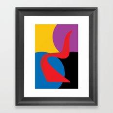 Panton Framed Art Print