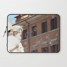 Bernini's Four Rivers Fountain Laptop Sleeve