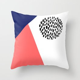 Abstract 006 Throw Pillow