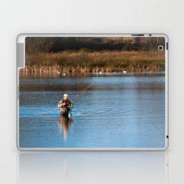 Gone Fishing 3 Laptop & iPad Skin