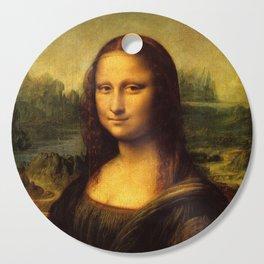 Mona Lisa Cutting Board