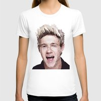 niall horan T-shirts featuring Niall Horan - One Direction by jrrrdan