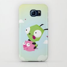 Invasor Zim Galaxy S7 Slim Case
