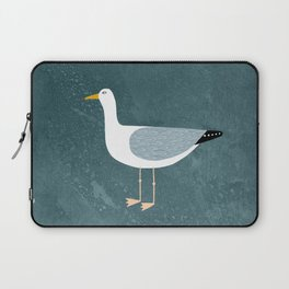Seagull Standing Laptop Sleeve