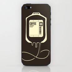 Coffee Transfusion iPhone & iPod Skin
