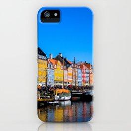 nyhavn iPhone Case