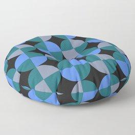 NeonBlu Squares Floor Pillow